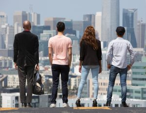 UNSETTLED Group Facing City