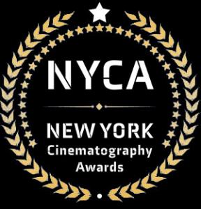 NY Cinematography Association award laurel